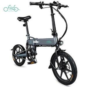 [EU Direct] FIIDO D2S/D3S сменная версия 300 Вт 36 в 7,8 Ач 16 дюймов складной мопед Электрический велосипед 25 км/ч Макс 60 км