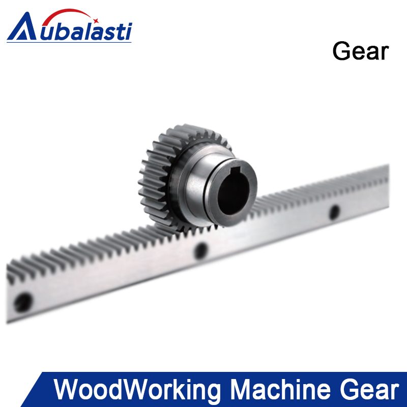 1Pcs WoodWorking Machine Gear Convex Plate Spur Gear Inside Fix Hole Diameter 19mm Tooth 30 Height 25mm
