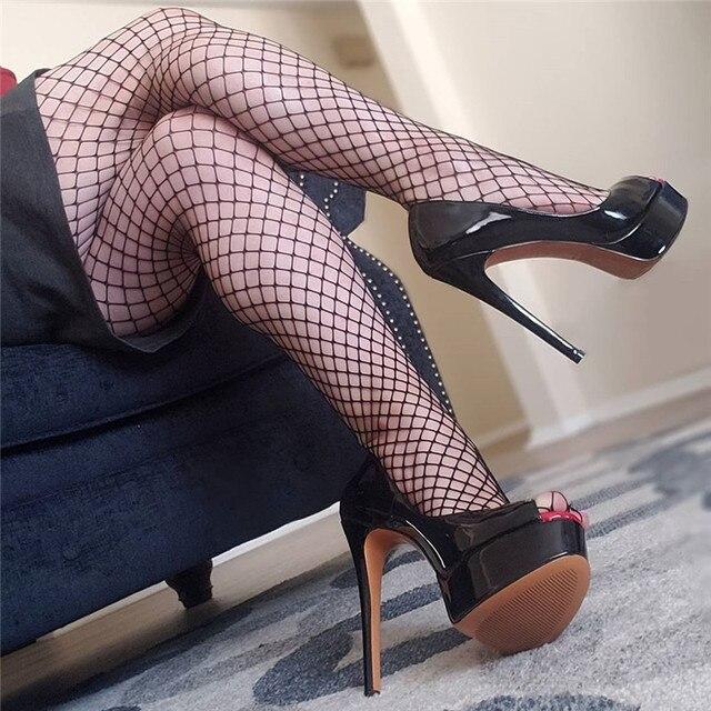 Onlymaker/женские модные туфли на шпильке с открытым носком, босоножки на очень высоком каблуке, вечерние свадебные туфли без застежек, большие размеры