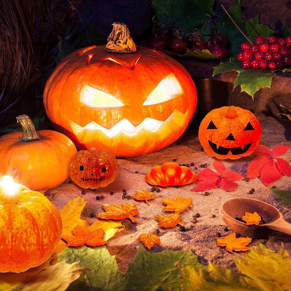 7 шт Хэллоуин День благодарения крем Форма для торта с помадкой