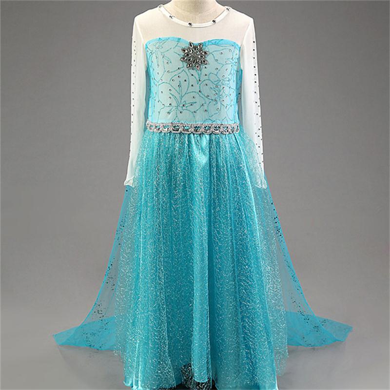 Printsessi / Elsa kostüüm lastele   1