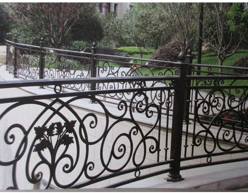 China Iron Company Fancy Steel Metal Aluminium Wrought Iron Balcony,iron Railing,iron Balustrades Design Hc-10