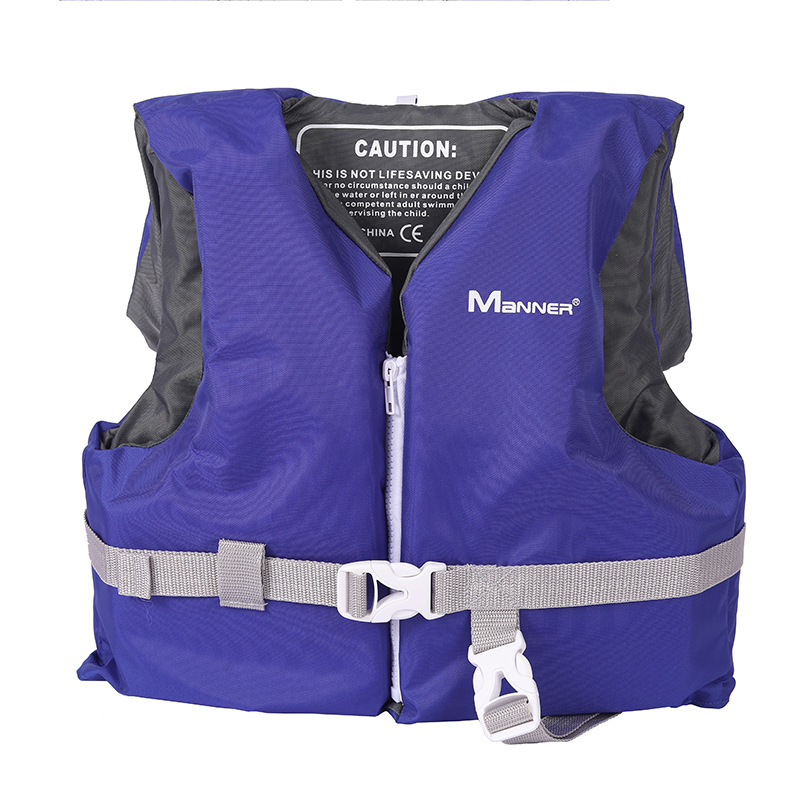 MANNER Life Jacket Children Baby Fu Li Yi Foam Waistcoat Profession Snorkeling Drifting Swimming Light Equipment