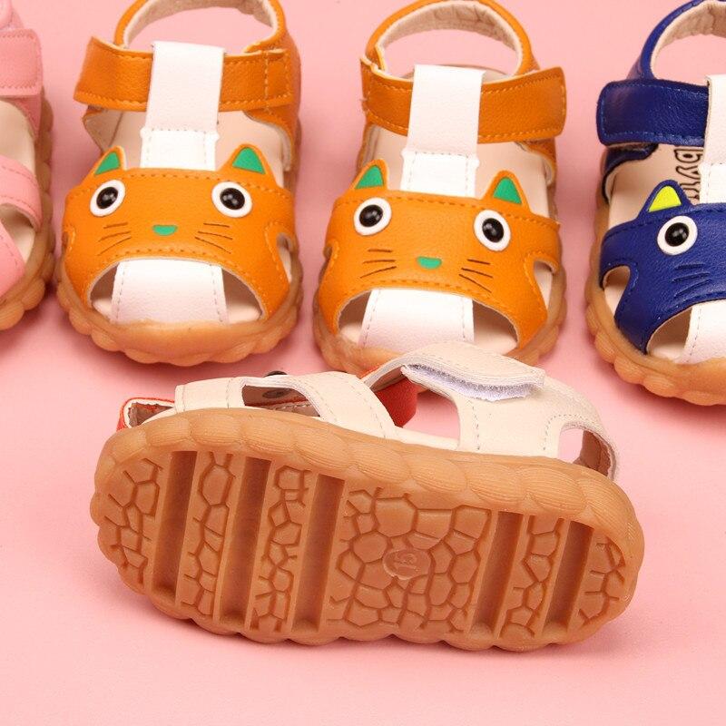da criança sandálias super macio do bebê