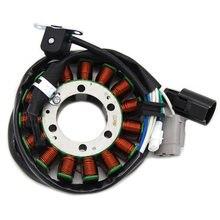Мотоцикл магнитный двигатель статор генератор Катушка зажигания