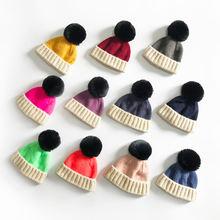 От 2 до 8 лет шапка для мальчиков и девочек Шляпы малыша детские