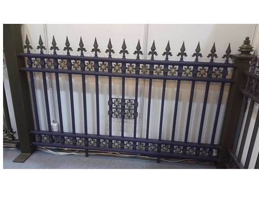 Garden Fence Panel Pool Security