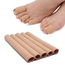 15 см тканевый гелевый тюбик, повязка на пальцы и пальцы ног, поддерживающая подушечки, натоптыши, волдыри, мозоли, боли, рельефные подушки, стельки