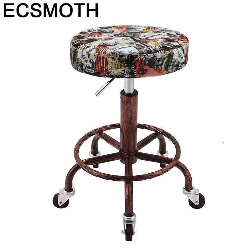 Fauteuil De maquillage Sessel De Kappersstoelen meubles De beauté Mueble Salon Cadeira Barbearia barbier Silla chaise De barbier