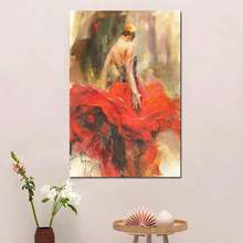 Oil Painting Wild Beauty Of Passion Dance Poster Picture Room Decor Modern Wall Art Canvas Painting For Home Decoration Artwork big size canvas art painting handpainted oil painting modern home decoration dropship oil painting wall art picture room decora