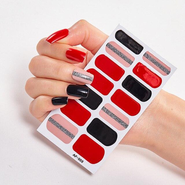 Купить украшения для ногтей декоративная фольга маникюра наклейки ногтевого картинки цена