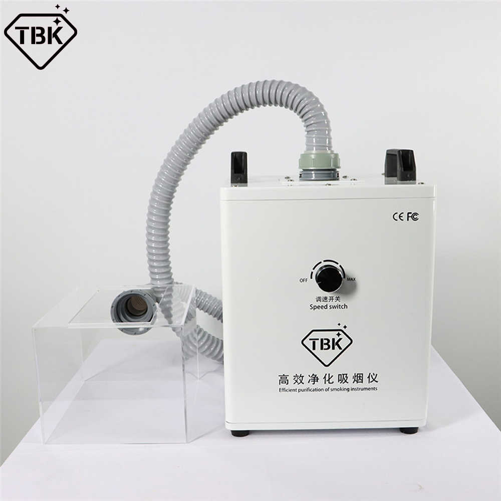 Laser Seperating Machine Fume Extractor