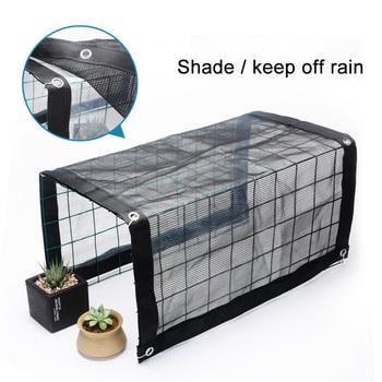 Toldos Gazebo para exterior, cubierta impermeable de malla de alambre, aislamiento solar,...