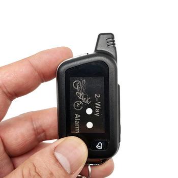 Dwukierunkowy Alarm motocyklowy zaczyna się od pilota do Moto lock dwustronny System alarmowy ochrona przed kradzieżą wyświetlacz LED ostrzeżenie tanie i dobre opinie CN (pochodzenie) Alert bezpieczeństwa Specjalne części urządzenia zabezpieczającego przed kradzieżą Two-way anti-theft device
