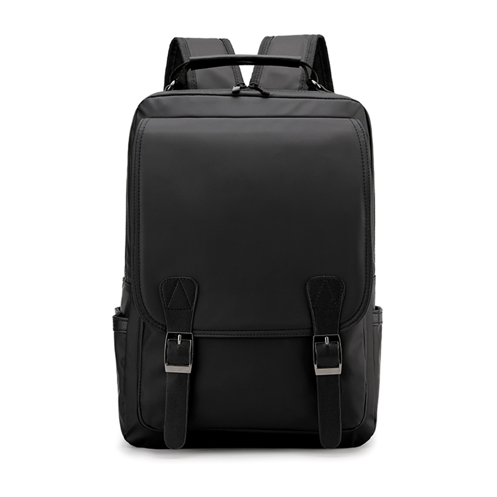 Professional Men Business Backpack Travel Waterproof Slim Laptop Backpack School Bag Office Men Backpack Bag Leather