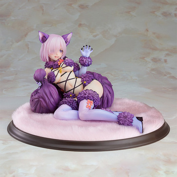 Fate Mash Kyrielight Dangerous Beast PVC Action Figure Anime Figure Model Toys Sexy Girl Figure Collection Doll Gift 2