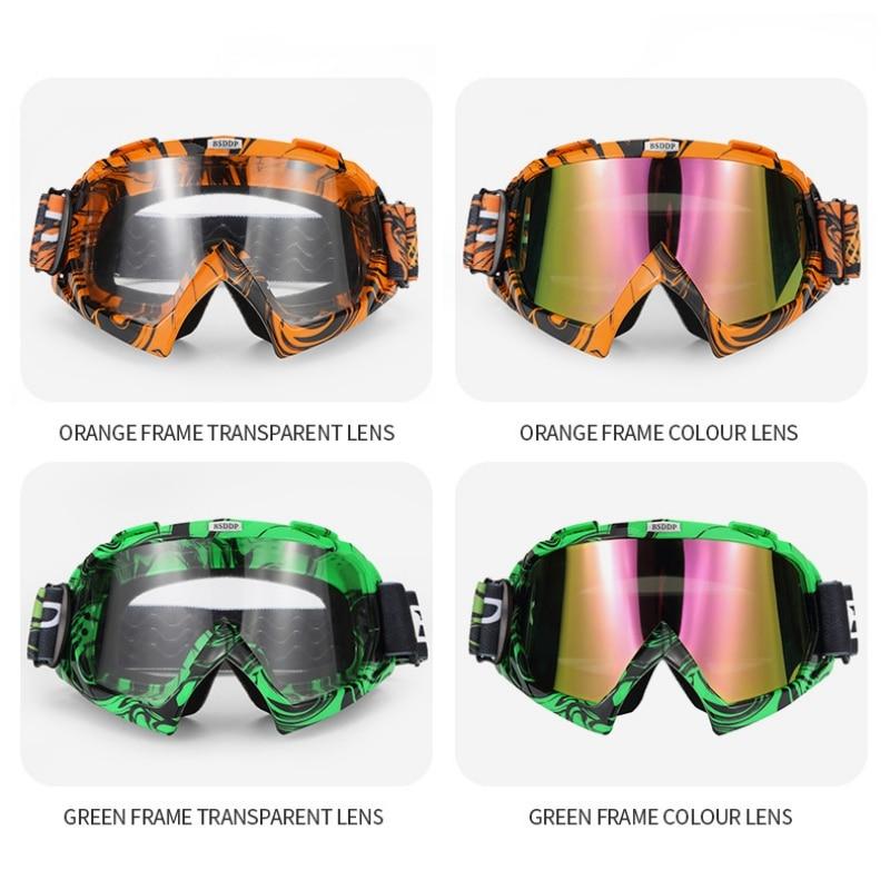 Hot Winter Ski Goggles Windproof Dustproof UV Bicycle Road Racing Glasses Outdoor Ski Glasses New 1 Pcs