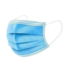 Strong Protection Masks Disposable Face Masks 3-Ply Disposable Face Mask Scarf Mascarilla Mascarar Faceshield Maska Маски(China)