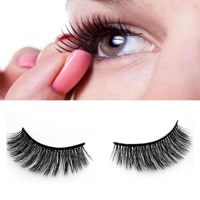 5 Pairs Eye Lashes Hand Made Natural fake eyelashes 3d Mink Lashes Soft Dramatic Eye Lashes For Makeup Cilios Mink Maquiagem 3