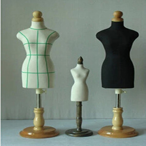 1/2 FEMALE woman body mannequin sewing for female clothes,busto dress form stand1:2 scale Jersey bust,minil size 1pc M00020H