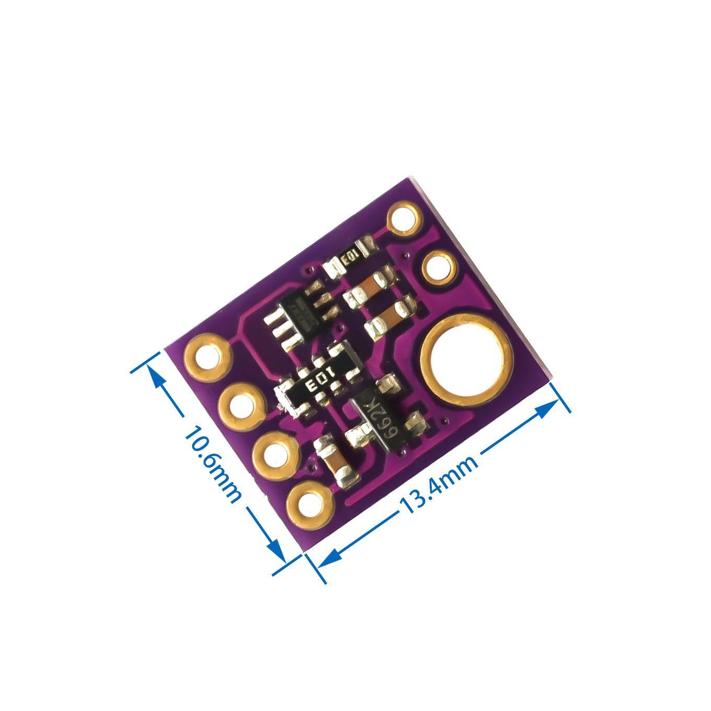 Sensor rayos UV Arduino