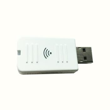 Projektorach adapter bezprzewodowy ELPAP07 V12H418P12 WN7512BEP do projektora EPSON bezprzewodowy wifi usb adapter lan 802 11B G N F S pasuje do Projecto tanie i dobre opinie Beylamps