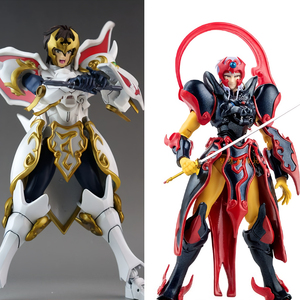 Image 1 - Tronzo Demoniaca Fit 18cm Dasin Model DM Shurato with Kuroki Gai SHF PVC Japanese Anime Action Figures Christmas Gift For Boys
