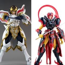 Tronzo demoniaca 적합 18cm dasin 모델 dm shurato kuroki gai shf pvc 일본 애니메이션 액션 피규어 소년을위한 크리스마스 선물