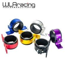 WLR RACING-алюминиевый кронштейн для одного топливного насоса/Кронштейн топливного фильтра 60 мм для 044 кронштейн для Honda Civic EK 99-00 WLR-LS2511