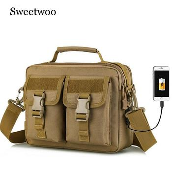 Outdoor Army Rucksack Camping Bags Trekking Men Women Tactical Shoulder Camouflage Military Traveling Commute Handbag