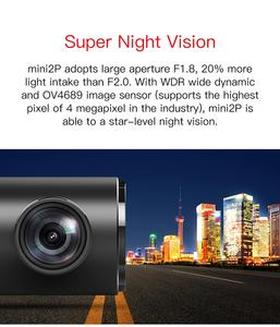 Image 4 - DDPai Mini2s Car DVR Distortionless 2K Ultra HD 1440P Car Dash Camera  Wide Dynamic Range 140° Wide Angle Lens  G Sensor  WiFi