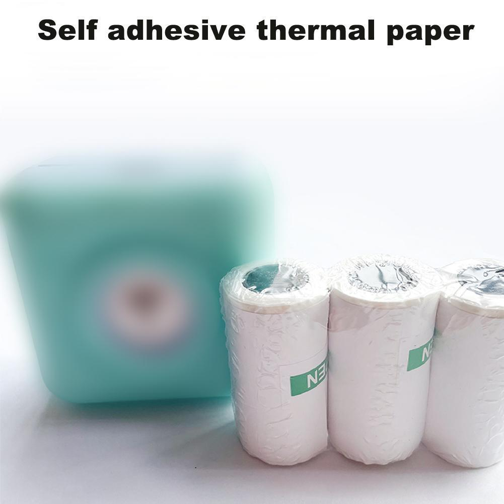 Thermal Paper 57x30 mm Pos Printer 1 Rolls Mobile Bluetooth Pos Paper Papers Register Hospitality Rolling Cash Y9Z8