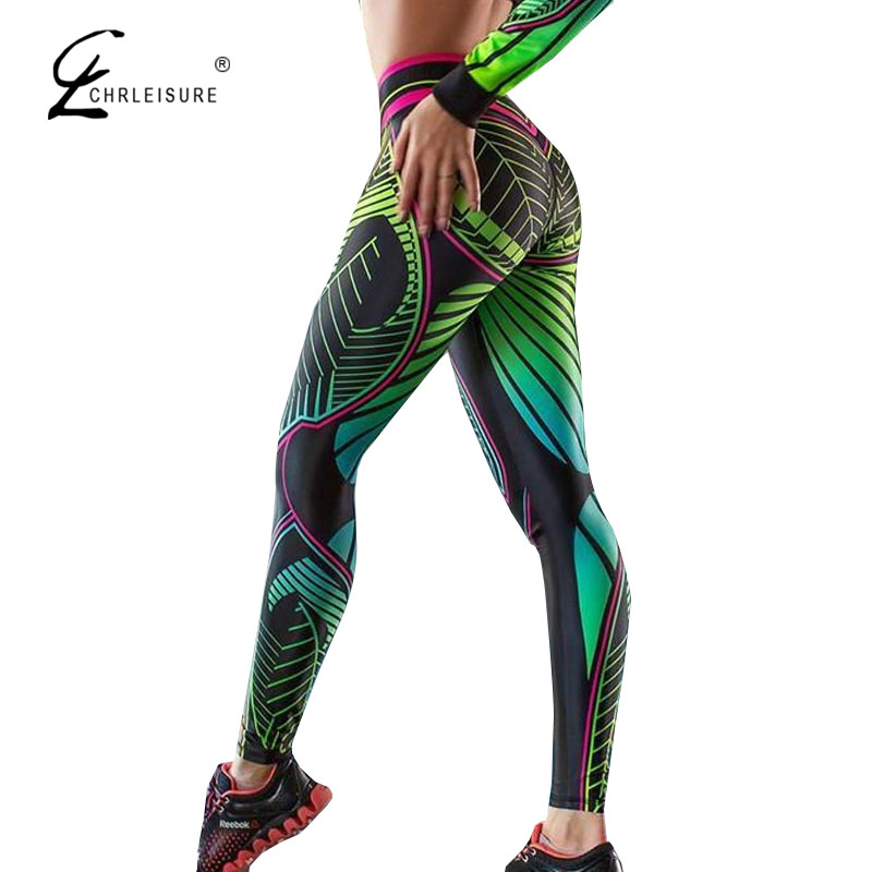 Push Up Women Fitness Legging High Waist Legins Women Fashion Printing Leggins Mujer Workout Leggings