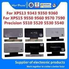 Novo Laptop da placa de Identificação Do Logotipo da placa de Identificação Para Dell XPS15 XPS13 9343 9350 9360 9550 9560 9570 7590 de Precisão de 5510 5520 5530 5540
