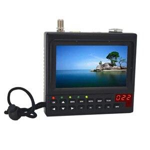 Image 4 - KPT 268AH DVB S2 Satfinder Volle HD Digital Satellite TV Empfänger Finder Meter MPEG 4 DVB S Sat Finder KPT 356H SATLINK WS 6933