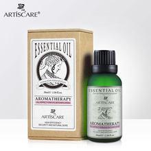 ARTISCARE-aceite esencial de belleza para ojo, aceite para el cuidado facial, antiarrugas, antienvejecimiento, masaje de ojos