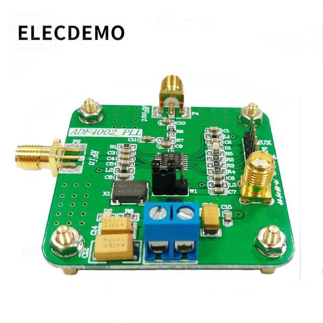 ADF4002 Modulo Ad Alta Frequenza Rilevatore di Fase Phase Locked Loop Modulo Inviare Drive Sorgente di Programma Specials Originali