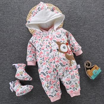 Newborn Baby Winter Snowsuit 1
