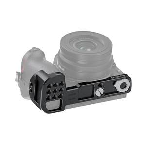 Image 4 - SmallRig Z50 Bracket Plate For Nikon Z50 L Shaped Side Plate+Baseplate Mounting Plate With Cold Shoe Mount   2525