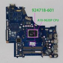924718 601 924718 001 CTL51/53 LA E831P UMA واط A10 9620P وحدة المعالجة المركزية ل HP 15 15 BW سلسلة 15Z BW000 الكمبيوتر المحمول اللوحة الأم