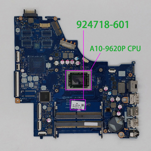 Image 1 - 924718 601 924718 001 CTL51/53 LA E831P UMA w A10 9620P CPU for HP 15 15 BW Series 15Z BW000 NoteBook Laptop PC Motherboard