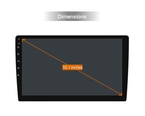 "Image 3 - 4G 64G Android 10,0 Universal 1 din auto Multimedia Player auto radio 2din Stereo 10 ""auto Player auto Radio HDMI PX6 System"