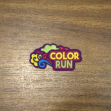 Custom Embroidery Patch - Personalized Embroidred Name Tag Label d