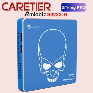 Image 2 - Beelink GT King Pro Android 9.0 Smart TV BOX 4GB 64GB Amlogic S922X H BT 4.1 2.4GHz+5.8GHz Hi Fi Lossless Sound TV BOX In Stock