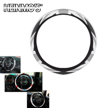 Car Steering Wheel Cover Decal Decoration Accessories For Mini Cooper JCW Clubman Countryman F54 F55 F56 F60 R55 R56 R60 phone stand car phone holder on steering wheel for bmw mini cooper f54 f55 f56 clubman countryman holder