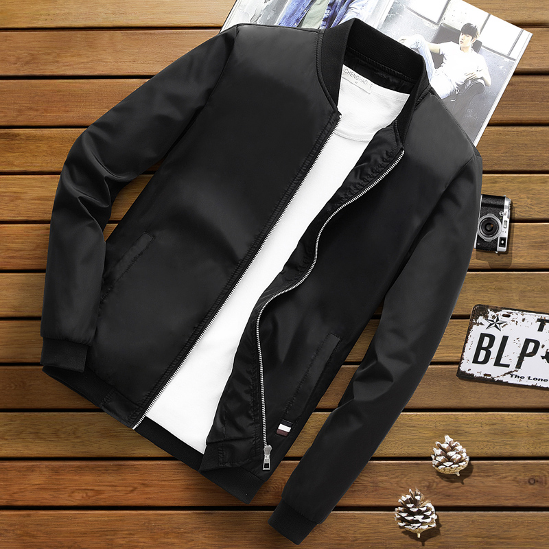 Cheap Wholesale 2019 New Autumn Winter Hot Selling Men's Fashion Netred Casual  Work Wear Nice Jacket MC329