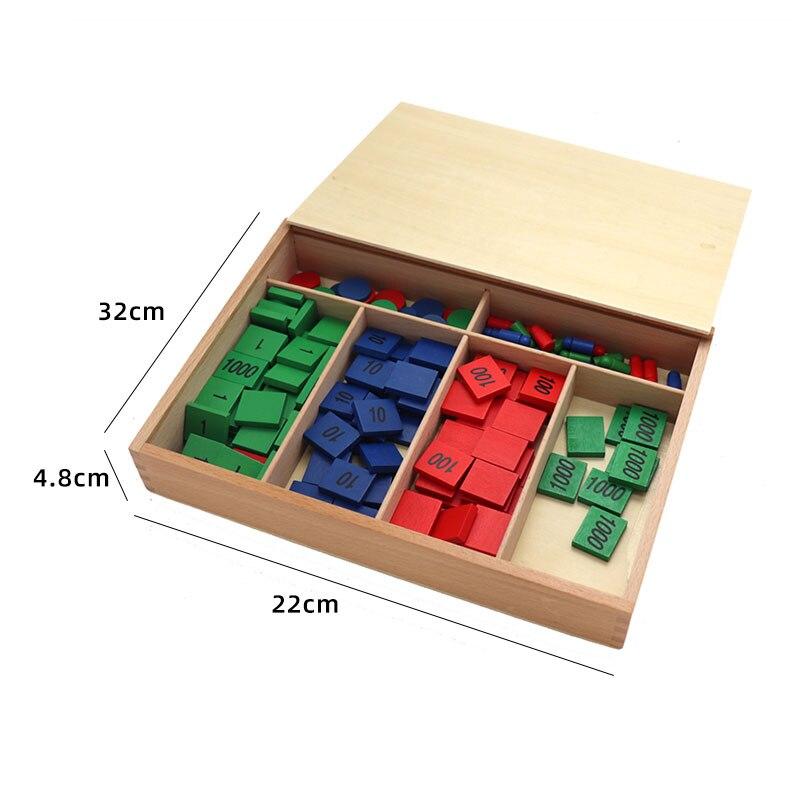 Kids Wooden Montessori Toys Memory Match Stick Educational Color Cognitive Geometric Shape Puzzles Toys For Children 20