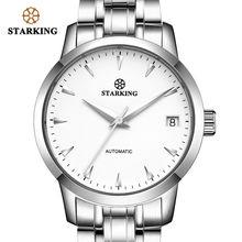 Starking классические женские простые часы автоматические из