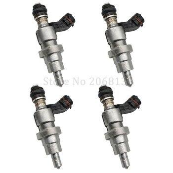 4PCS OEM:23250-28030 23209-28030 2325028030 2320928030 fuel injector for Toyota Avensis Rav4 Opa 00-03 2.0L 1AZFSE