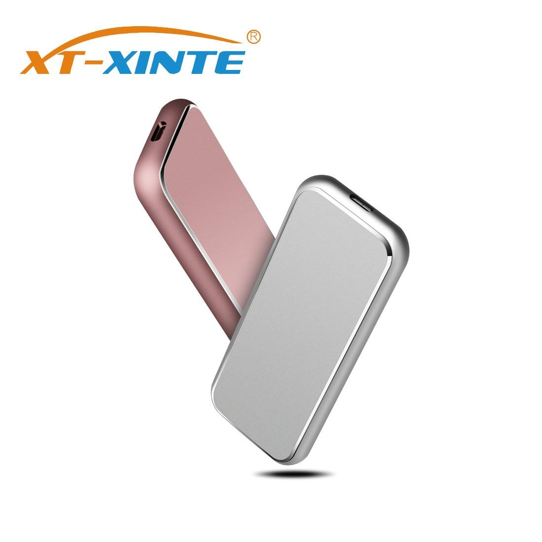 XT-XINTE Aluminium Type-c NVME M.2 Adapter Card HDD Enclosure SSD Case Mobile Hard Disk Box Type-c 10Gbps USB3.1 PCI-E M2